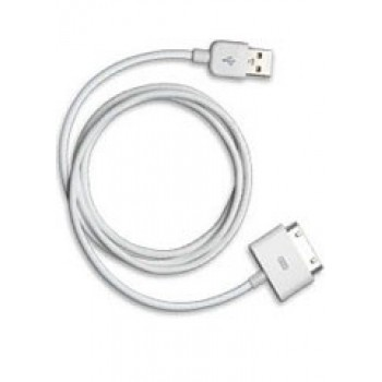 USB cable ORG iPhone MA591/MB708 2G/3G/3GS/4G/4S/iPod (1M)