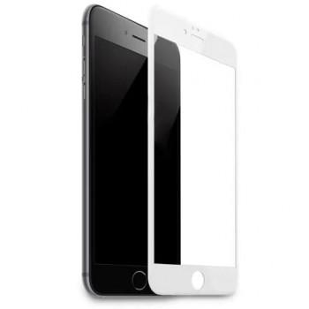 """LCD apsauginis stikliukas """"3D TPU Full Glue"""" Apple iPhone 6 Plus/6S Plus juodas be įpakavimo"""