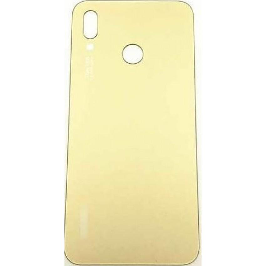 Galinis dangtelis Huawei P20 Lite auksinis ORG