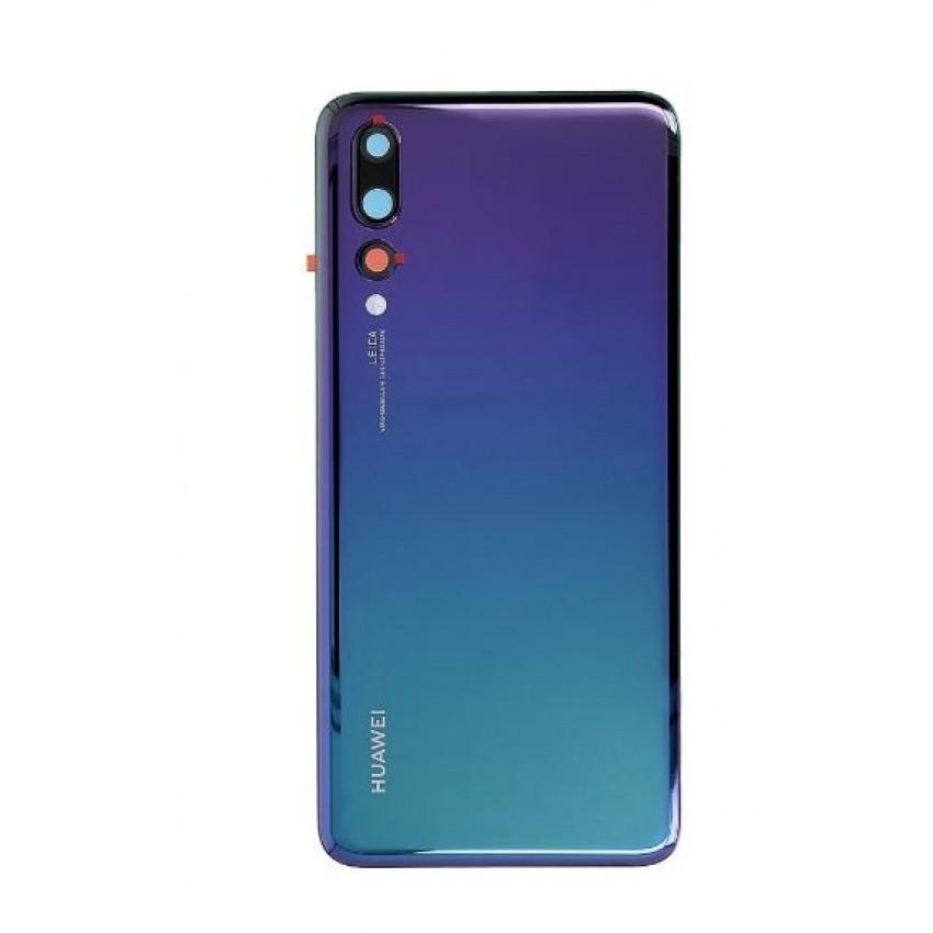 Galinis dangtelis Huawei P20 Pro purpurinė (Twilight) ORG