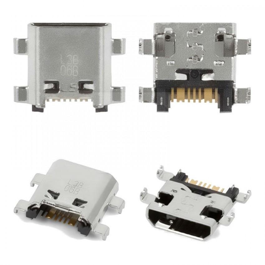 Įkrovimo kontaktas ORG Samsung G386F/G350/G530/G531/G3500/J510/J710/G7102/G7105/G3815/G355H/S7580
