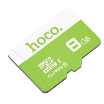 Atminties korta Hoco MicroSD 8GB (class10)