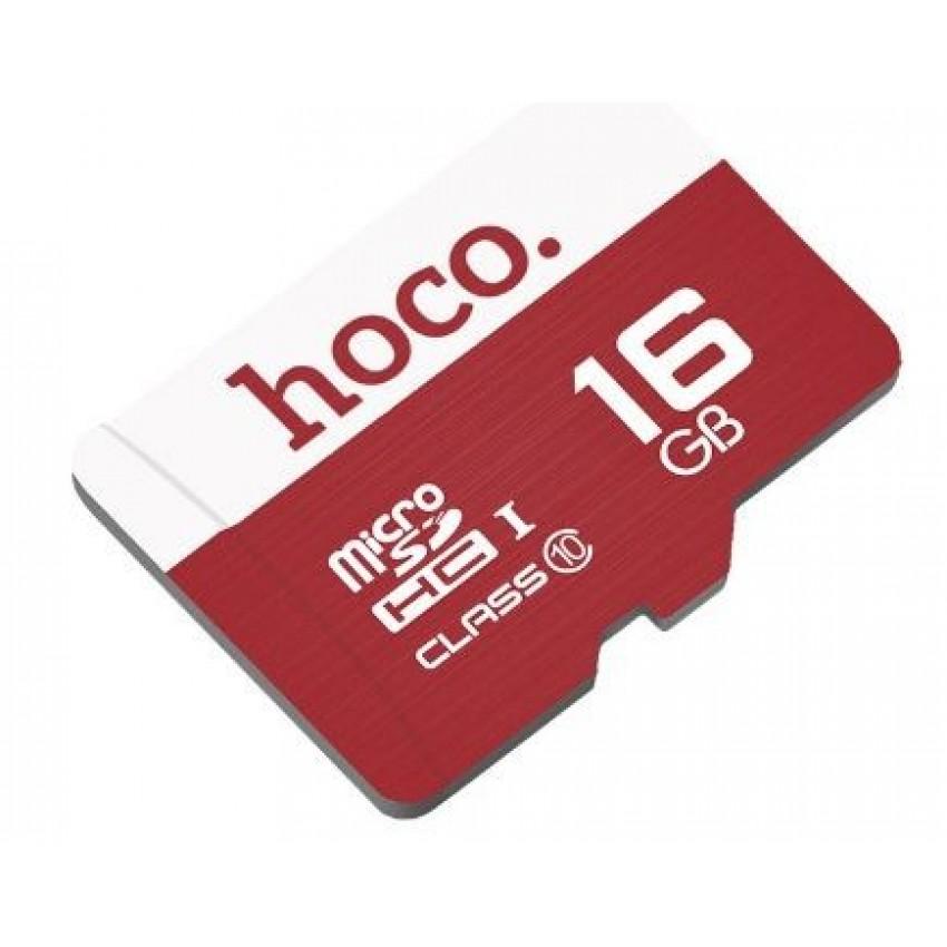 Memory card Hoco MicroSD 16GB (class10)
