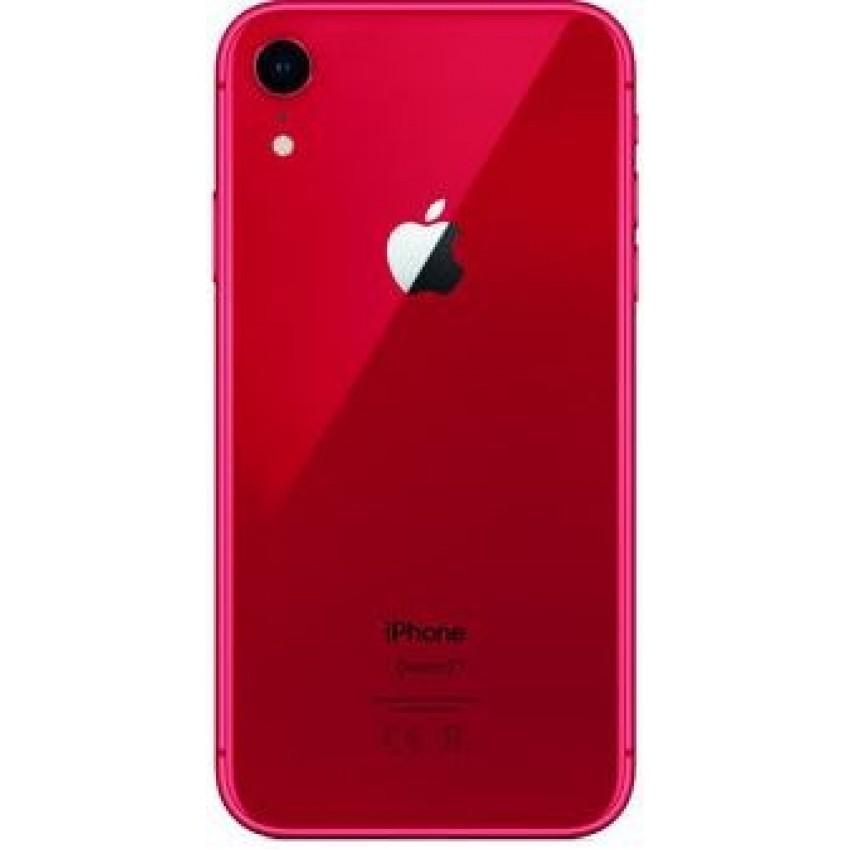 Galinis dangtelis iPhone XR raudonas HQ