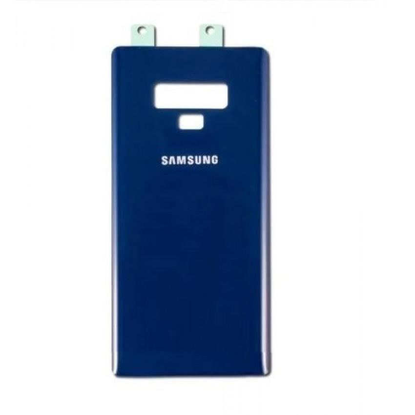 Galinis dangtelis Samsung N960F Note 9 mėlynas (Ocean Blue) HQ