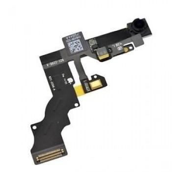 Lanksčioji jungtis Apple iPhone 6 Plus su priekine kamera, šviesos davikliu, mikrofonu naudota ORG