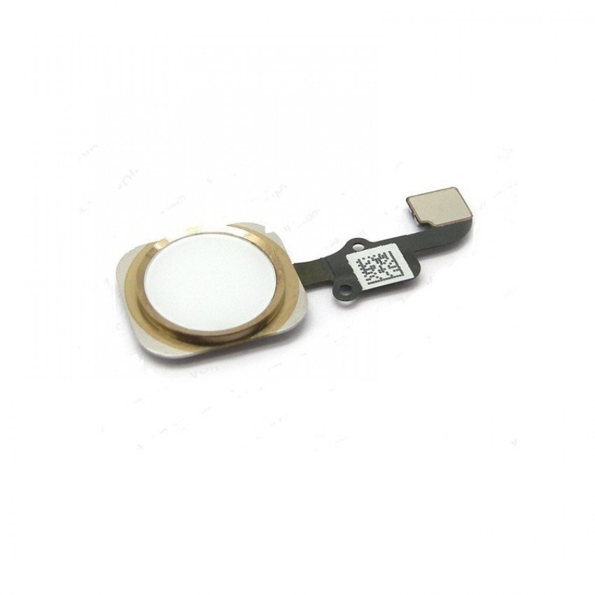 Lanksčioji jungtis Apple iPhone 6/6 Plus HOME mygtuko su Touch ID auksinė ORG