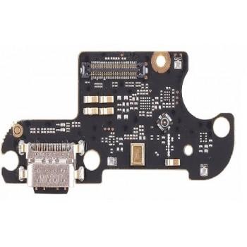 Lanksčioji jungtis Xiaomi Mi 8 Lite įkrovimo kontakto su mikrofonu HQ