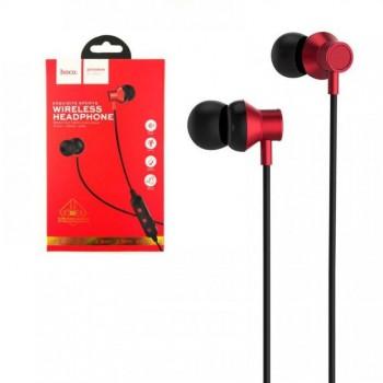 Bluetooth handsfree HOCO ES13 Plus Exquisite Sports red