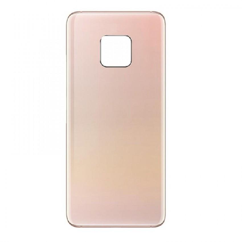 Galinis dangtelis Huawei Mate 20 Pro rožinis (Pink Gold) ORG