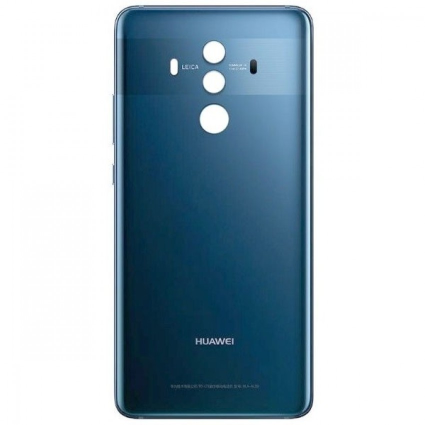 Galinis dangtelis Huawei Mate 10 Pro mėlynas ORG