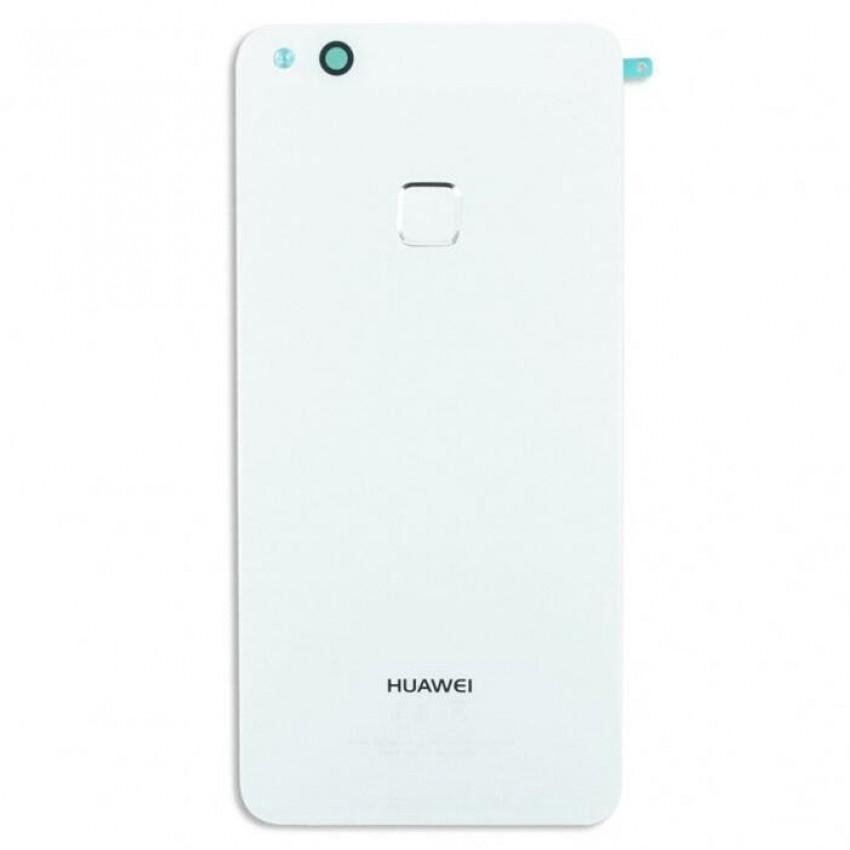Galinis dangtelis Huawei P10 Lite baltas (Pearl White) originalus (used Grade B)