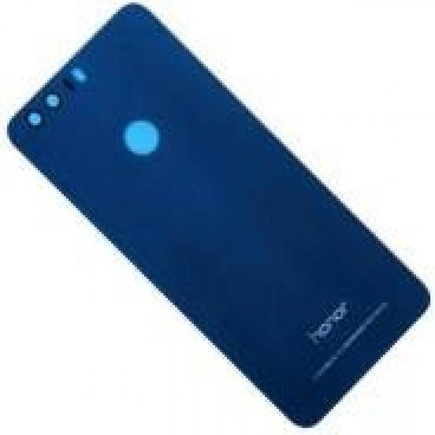 Galinis dangtelis Honor 8 mėlynas (Sapphire Blue) originalus (used Grade A)