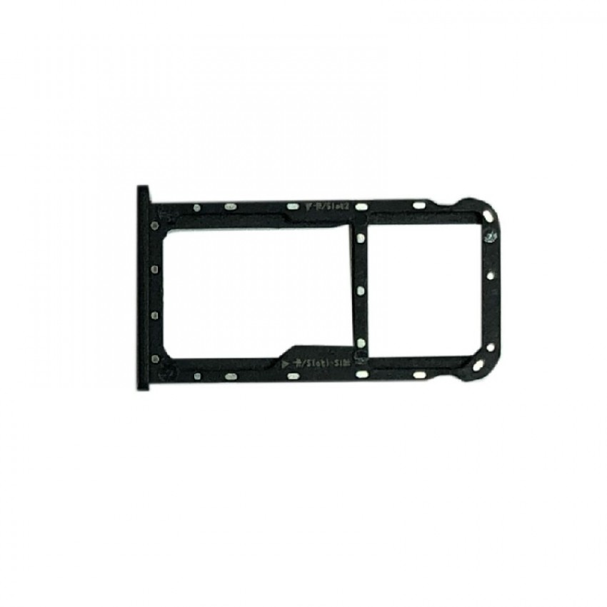 SIM card holder Huawei Mate 10 Lite black ORG