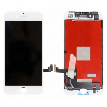LCD screen iPhone 8/SE 2020 with touch screen white Premium