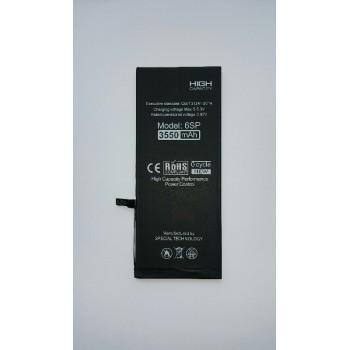 "Akumuliatorius ""Di-Power"" Apple iPhone 6S Plus 3550mAh (padidintos talpos)"