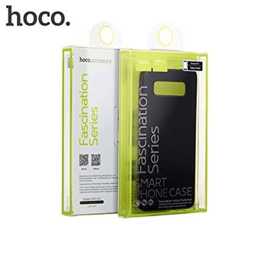"""Dėklas """"Hoco Fascination Series"""" Samsung G970 S10e juodas"""