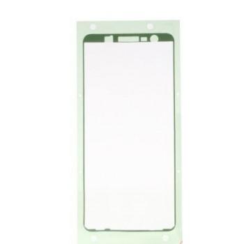 Sticker for glass Samsung A750 A7 2018 ORG