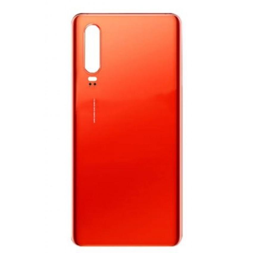 Galinis dangtelis Huawei P30 raudonas (Amber Sunrise) ORG