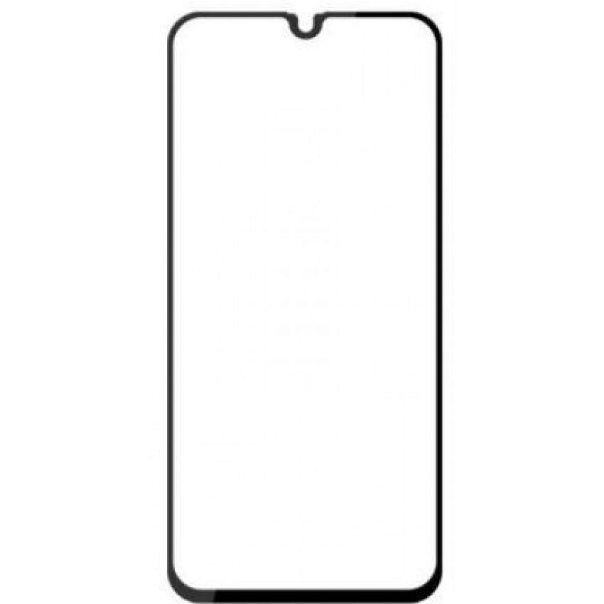LCD screen glass Samsung A405 A40 2019 black HQ