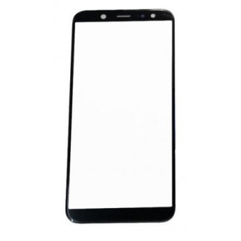 LCD screen glass Samsung A600 A6 2018 black HQ