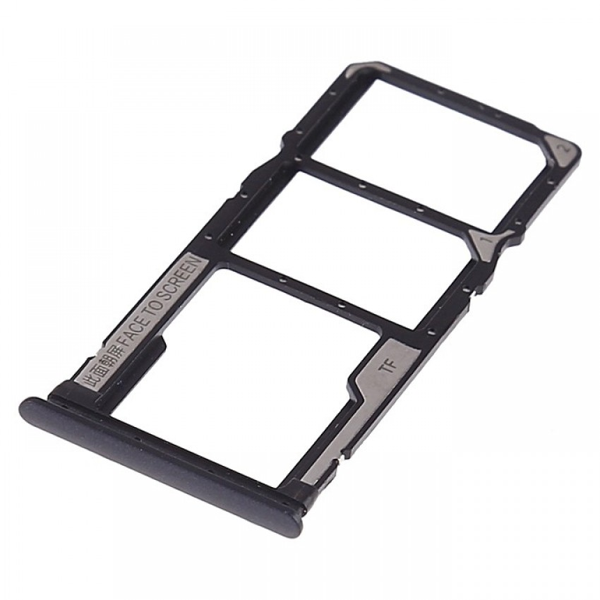 SIM card holder Xiaomi Redmi 7 blue (Comet Blue) ORG