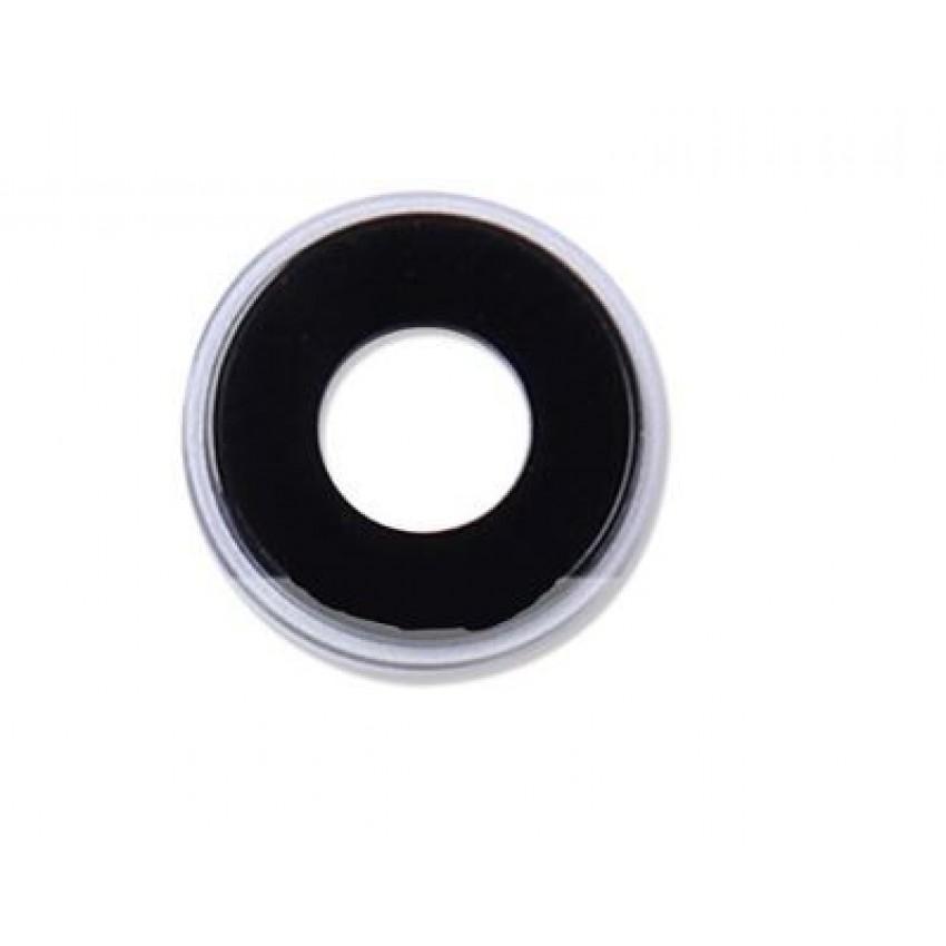 iPhone XR kameros stikliukas su rėmeliu sidabrinis-baltas ORG