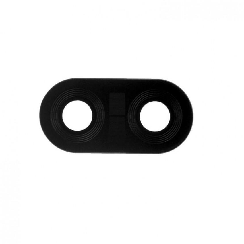 Xiaomi Redmi 7 kameros stikliukas juodas ORG