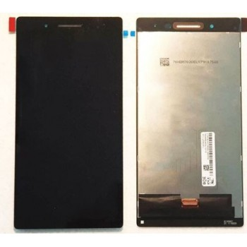 LCD screen Lenovo Tab 4 TB-7504F TV070HDM-TL9 with touch screen black (brown connector) HQ