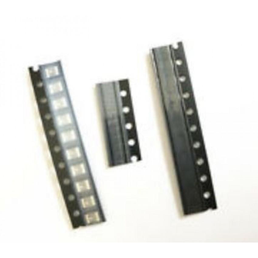 Mikroschema IC iPhone SE/6/6 Plus/6S/6S Plus/7/7 Plus apšvietimo diodas (L4020,L4050,L1503)