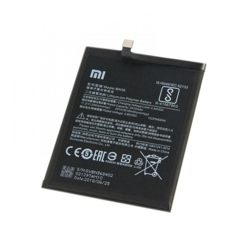 Akumuliatorius ORG Xiaomi Redmi Mi A2/Mi 6X 3010mAh BN36