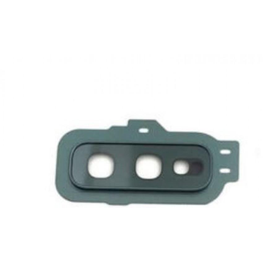 Samsung G970 S10e kameros stikliukas žalias (Prism Green) ORG