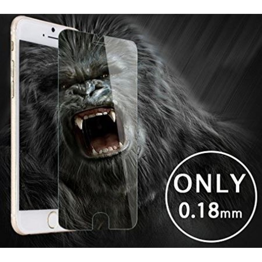 """LCD apsauginis stikliukas """"Gorilla 0.18mm"""" Apple iPhone X/XS/11 Pro be įpakavimo"""