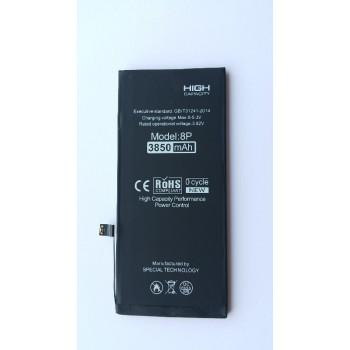 """Battery """"Di-Power"""" Apple iPhone 8 Plus 3850mAh (higher capacity)"""