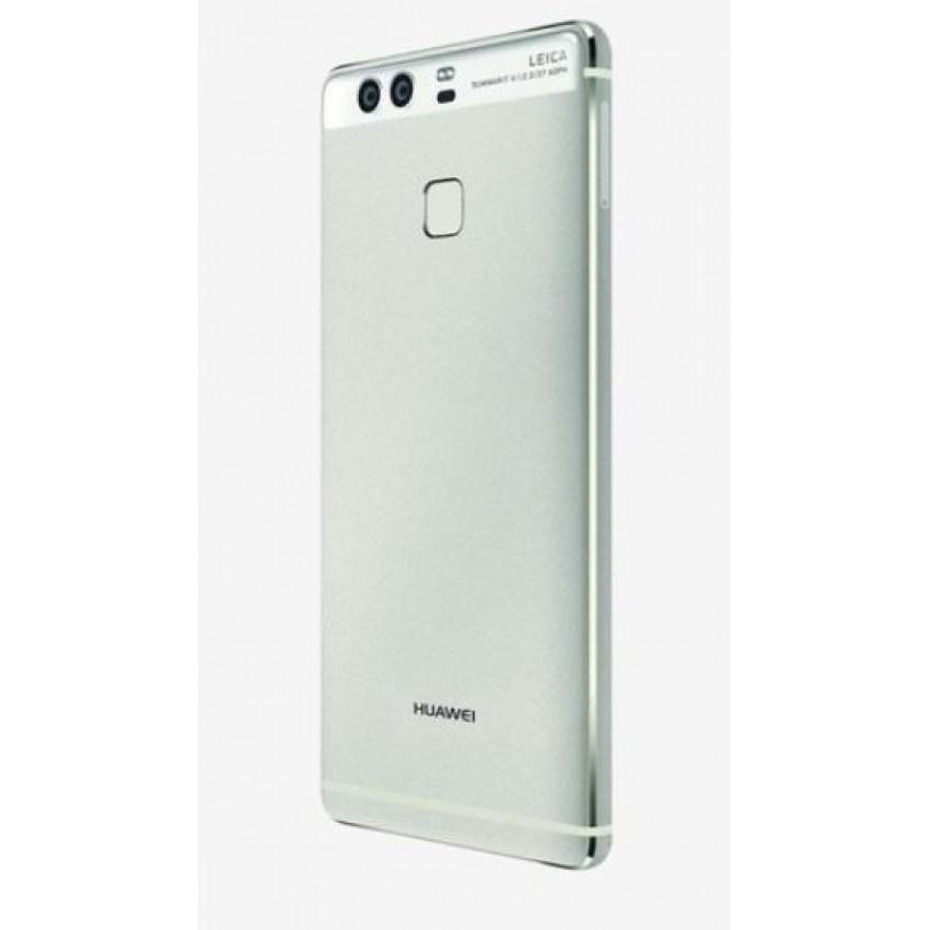 Galinis dangtelis Huawei P9 sidabrinis (Mystic Silver) originalus (used Grade B)