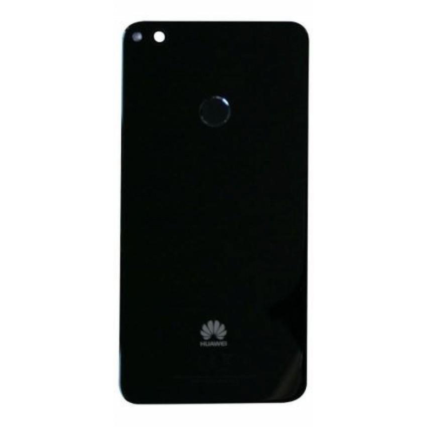 Galinis dangtelis Huawei P8 Lite 2017/P9 Lite 2017/Honor 8 Lite juodas originalus (used Grade C)