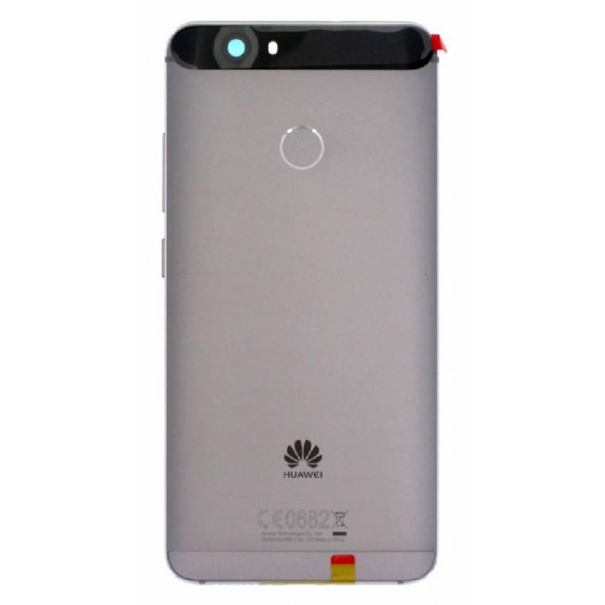 Galinis dangtelis Huawei Nova pilkas (Titanium Gray) originalus (used Grade B)