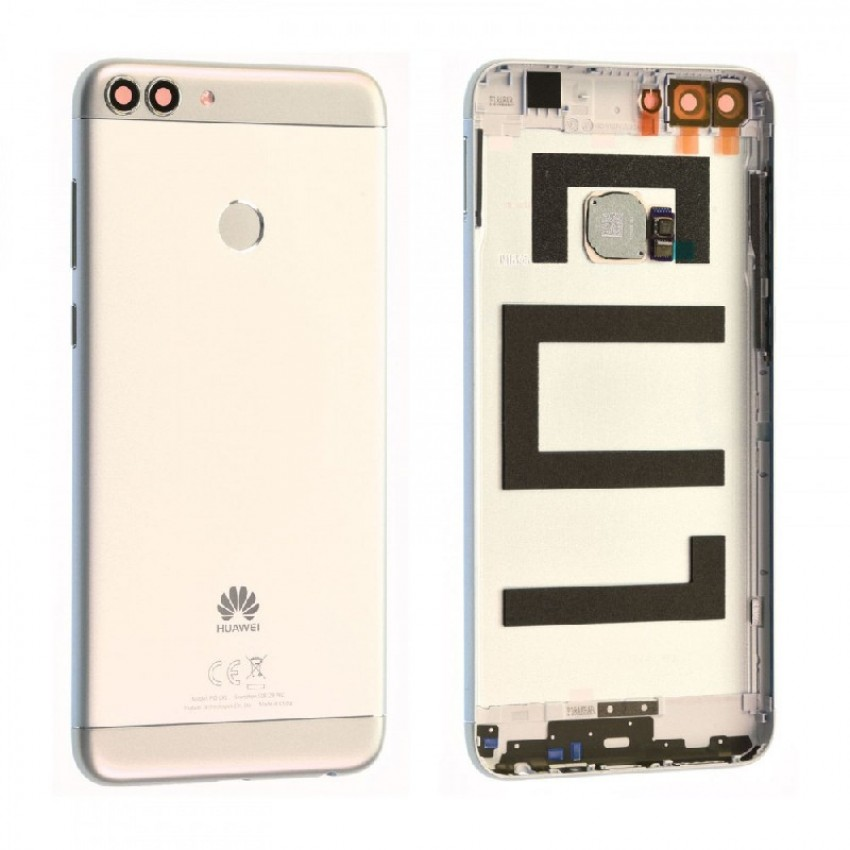 Galinis dangtelis Huawei P Smart/Enjoy 7S auksinis originalus (used Grade C)