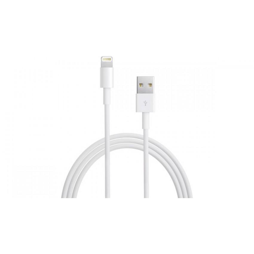 "USB cable original iPhone 5/6/7/8/X/11 ""lightning"" (1M) (MD818ZM/A)"