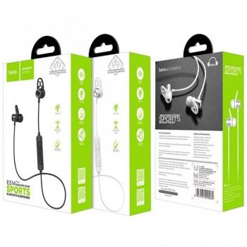 Belaidė laisvų rankų įranga HOCO ES14 Breathing Sound Bluetooth 4.2 sidabrinė