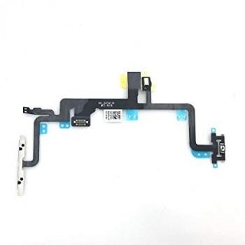 Lanksčioji jungtis Apple iPhone 7 Plus on/off, garso kontrolės, blykstės ir mikrofono ORG