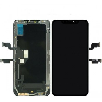 Ekranas iPhone XS Max su lietimui jautriu stikliuku INCELL HQ