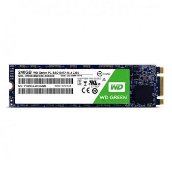 Hard drive SSD WD Green 240GB (6.0Gb / s) SATAlll M.2
