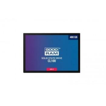 Hard drive SSD GOODRAM CL100 480GB (6.0Gb / s) SATAlll 2,5