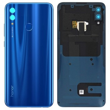 Galinis dangtelis Honor 10 Lite mėlynas (Sapphire Blue) originalus (used Grade B)