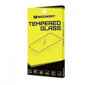 """LCD apsauginis stikliukas """"Wozinsky 5D Full Glue"""" Apple iPhone XS Max/11 Pro Max pritaikytas dėklui juodas"""