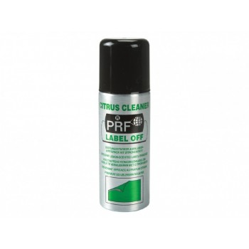 cleaner for removing stickers PRF LABEL OFF 220ml Taerosol