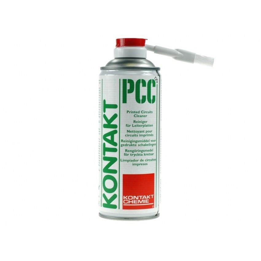 Flux residues dissolver Kontakt PCC 400ml Spray (with brush)