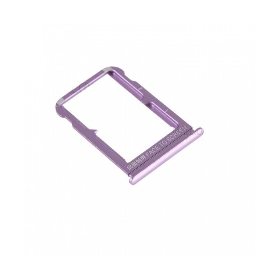 SIM card holder Xiaomi Mi 9 violet ORG