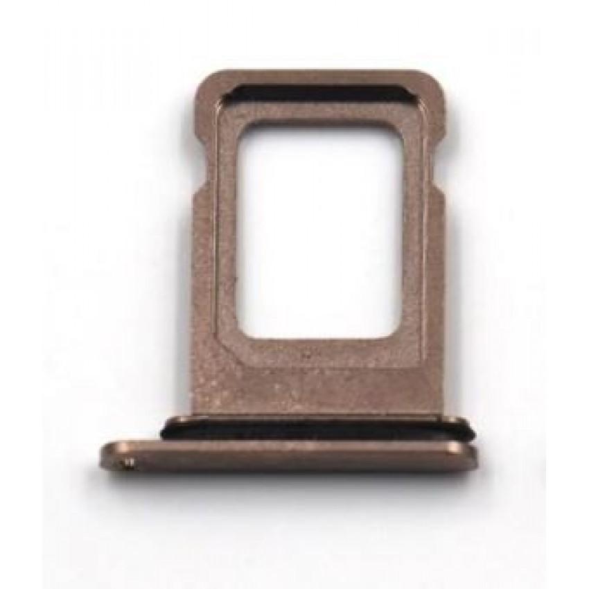 SIM card holder Apple iPhone 11 Pro/11 Pro Max gold ORG